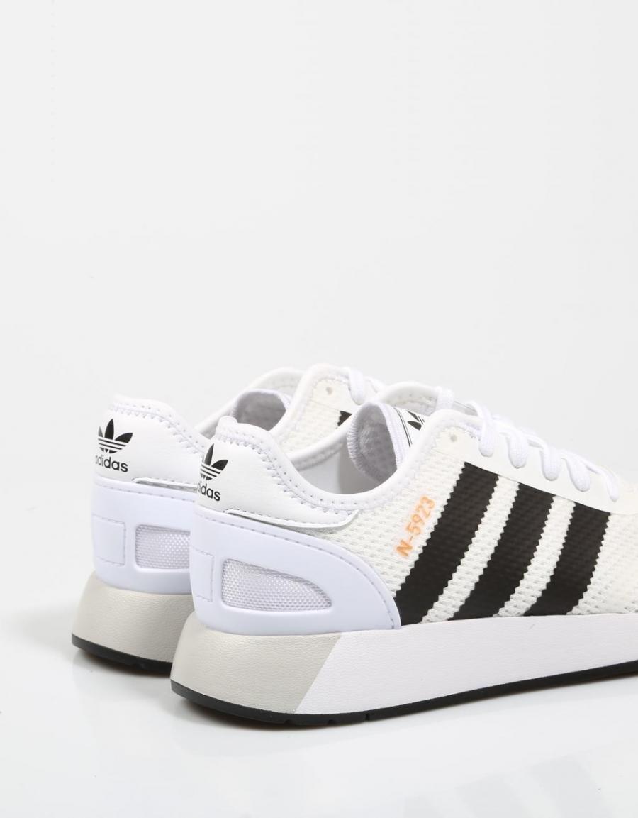 zapatillas hombre adidas blancas ofertas