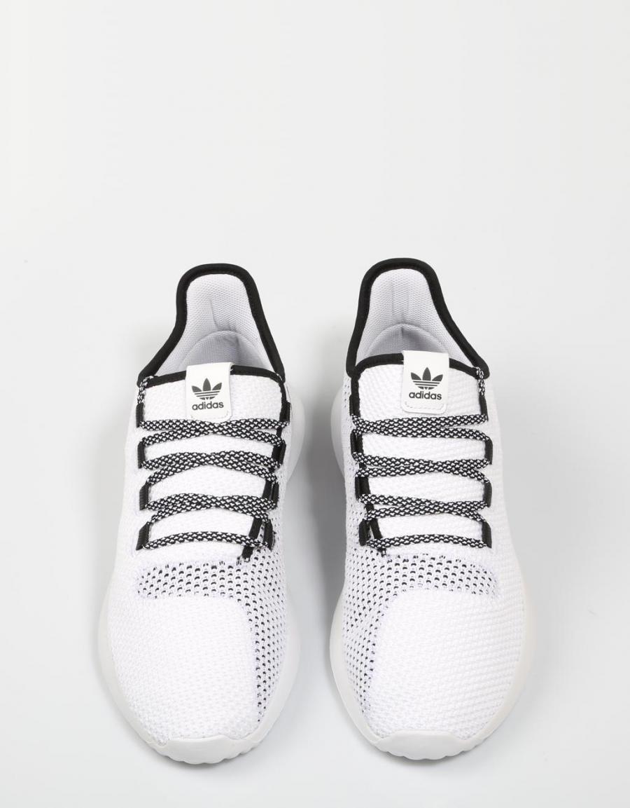 adidas tubular shadow blancos