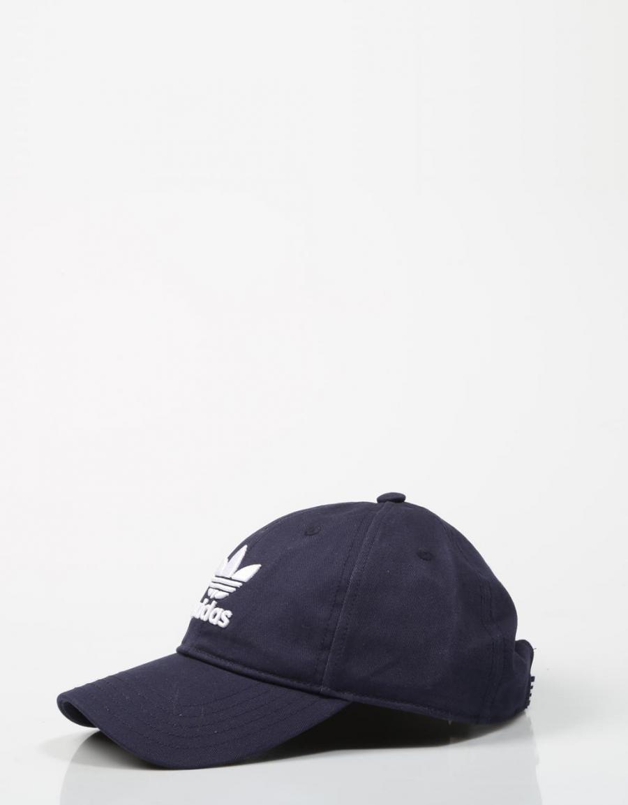 Gorra ADIDAS TREFOIL CAP en Azul marino. TREFOIL CAP  TREFOIL CAP  TREFOIL  CAP ... 25e38ba511c