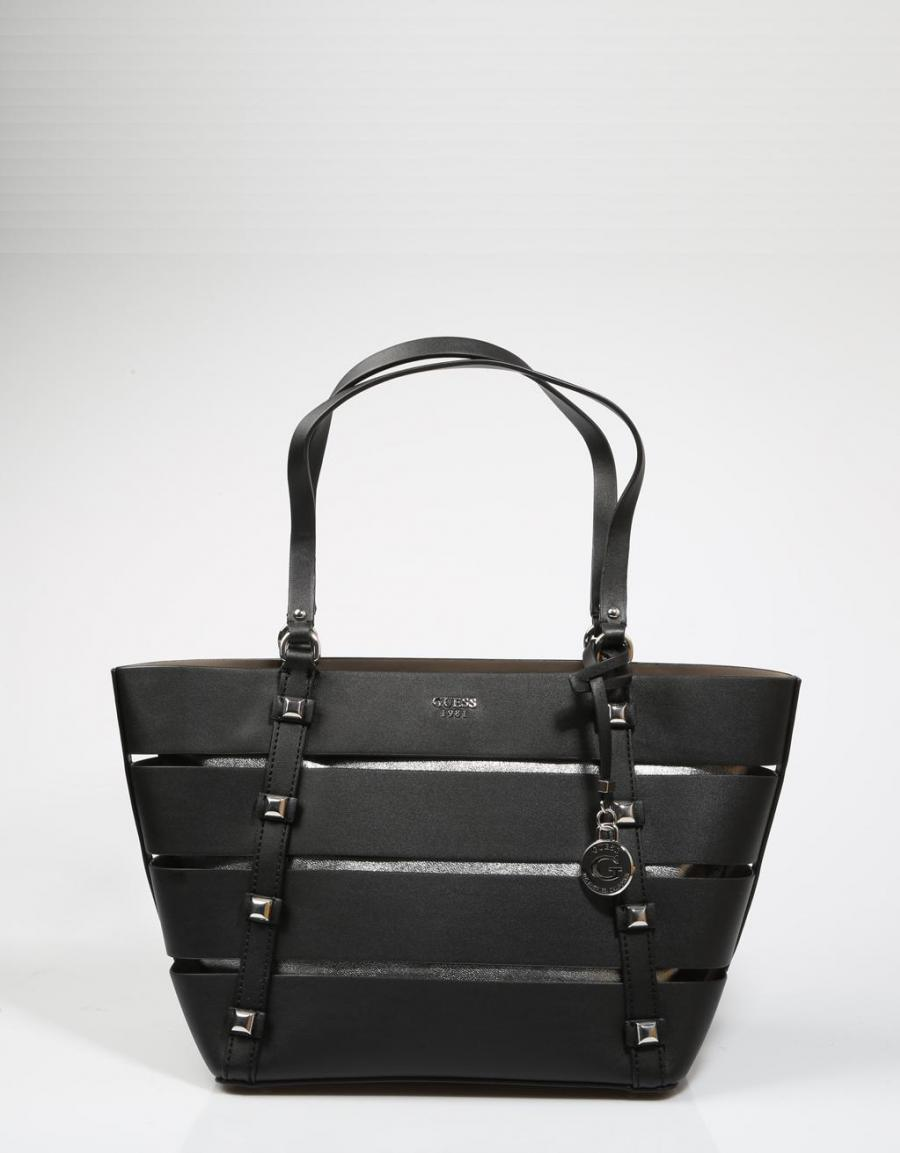 65434 Negro Guess Oferta Bolso Exie Tote Bags Polipiel FwWZxg4qP7