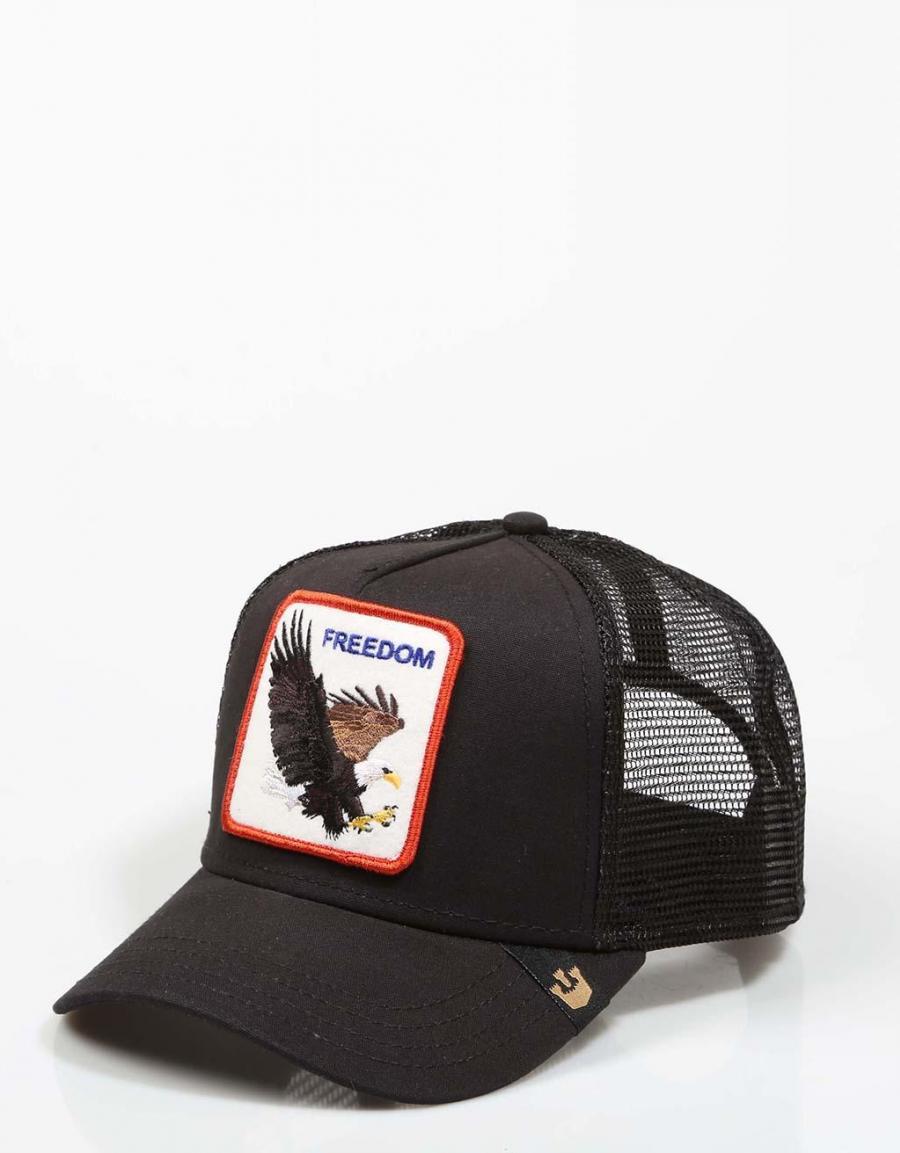 mejor sitio web variedad de diseños y colores Tener cuidado de Oferta: Goorin Bros Freedom, gorra Negro Lona | 65533