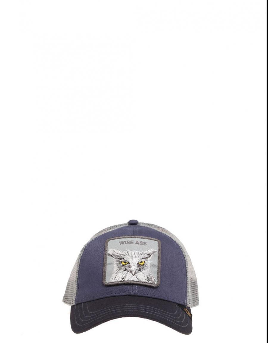 f73776d89a7fd Gorra Goorin Bros X THE OWL 65537 085062065537 en Azul marino. X THE OWL  X  THE OWL ...