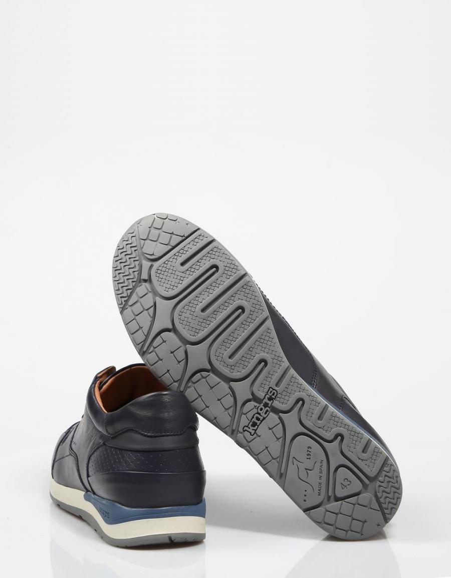 Marino Piel Sport 943 Zapatos Oferta Azul 65946 Kangaroos TpIqW