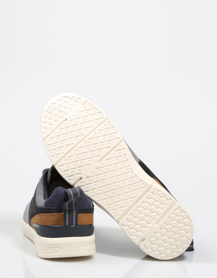 super popular 4c4cb 5a0e1 Marino Jeans Azul Lona Pepe Jayden Oferta 66035 Zapatillas ST4W4qI