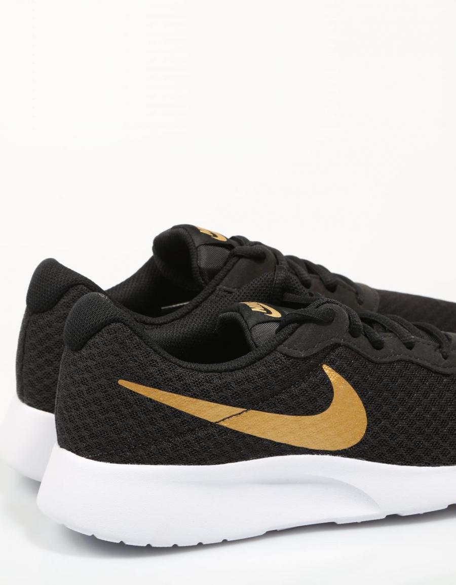 Nike | Tanjun, zapatillas Negro Lona | Nike 66097 e6e05e