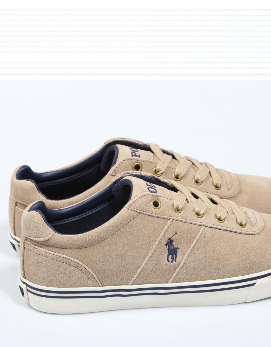 Zapatillas Polo Ralph Lauren HANFORD en Beig. HANFORD ... 907475e26b8