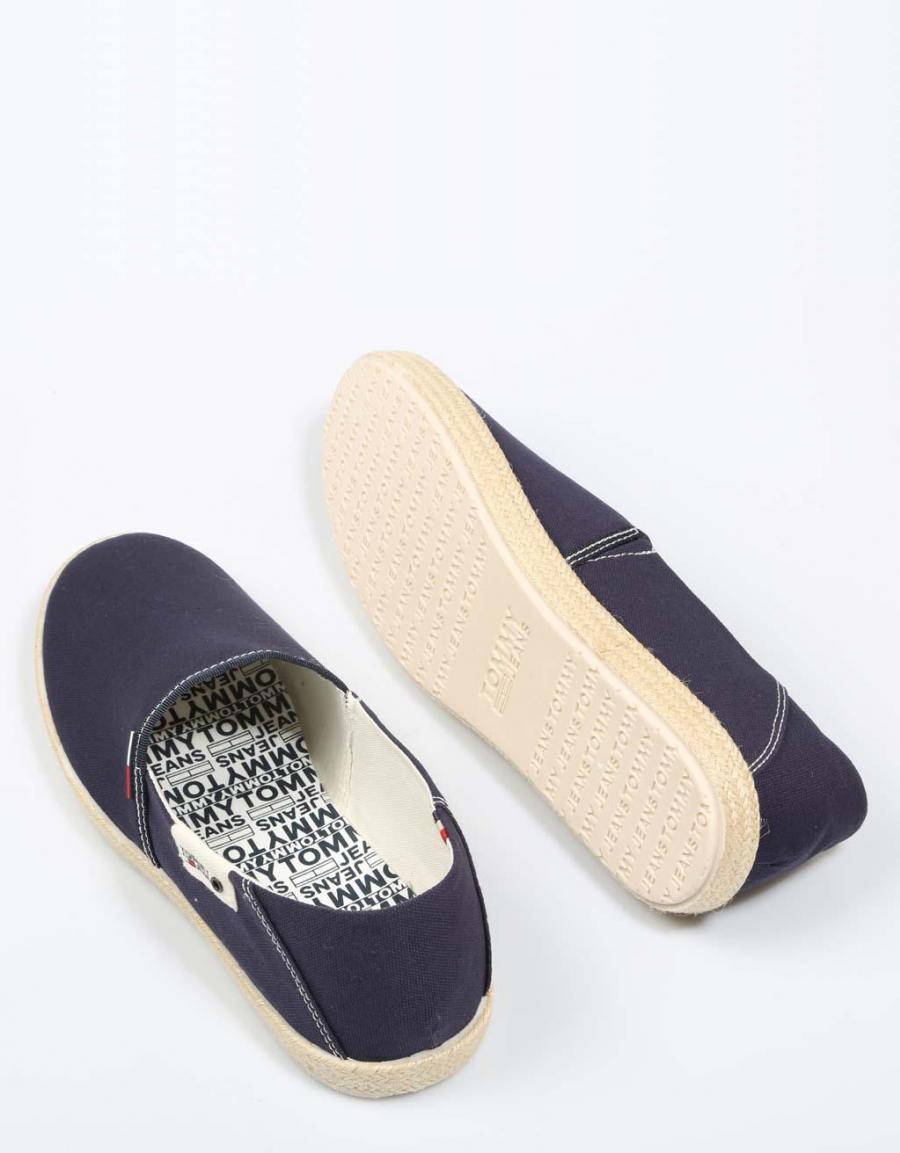 fcb38ea8bda Tommy Hilfiger Tommy Jeans Summer Slip On Shoe   66541