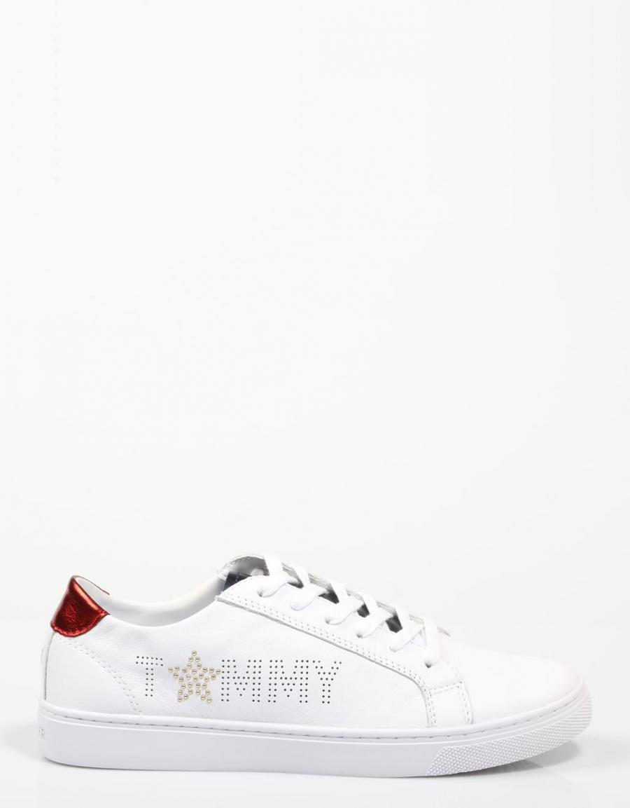 4babec84a4b TOMMY STAR METALLIC SNEAKER · TOMMY STAR METALLIC SNEAKER ...