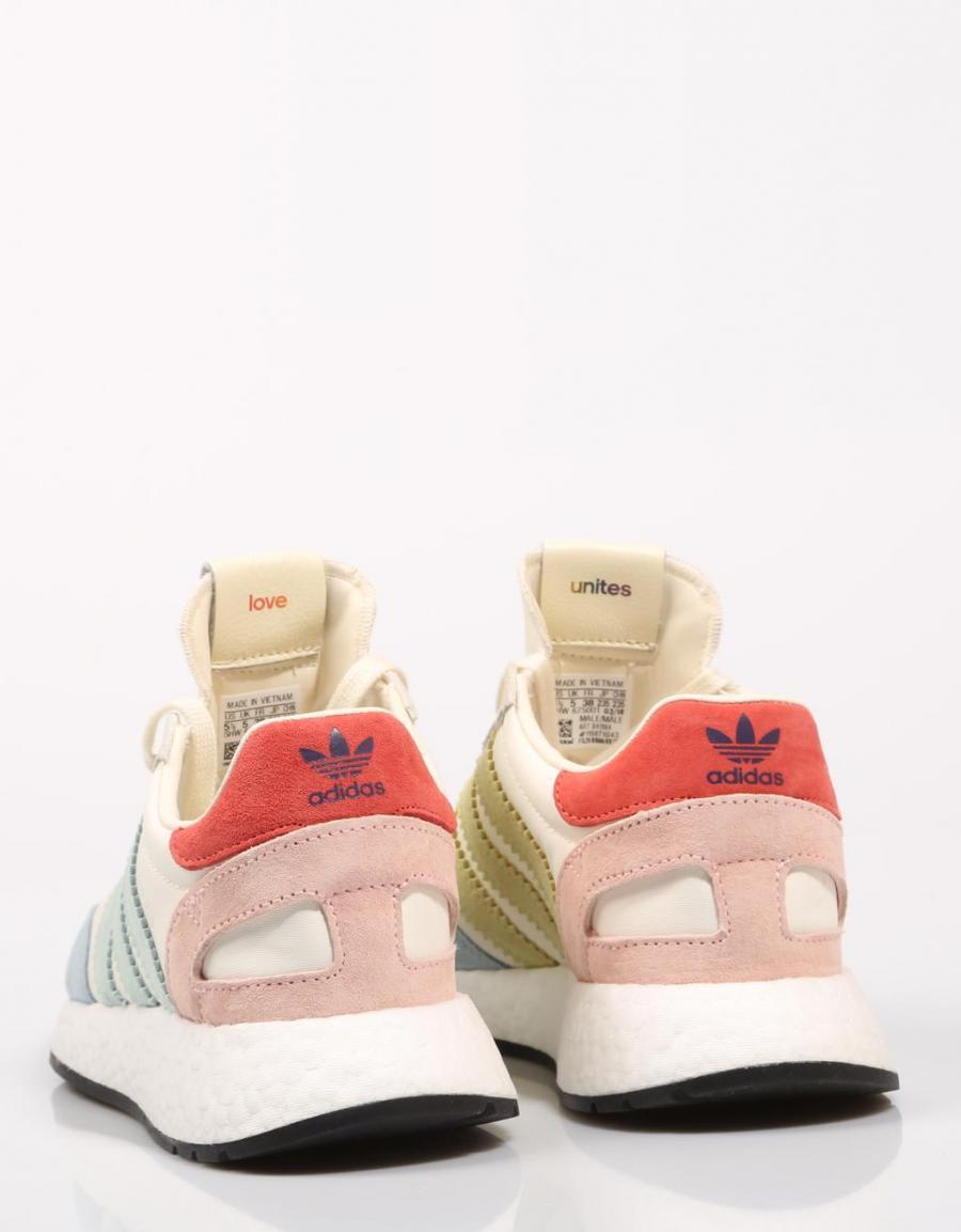 ADIDAS I 5923, zapatillas Multicolor Lona | 67428 | OFERTA