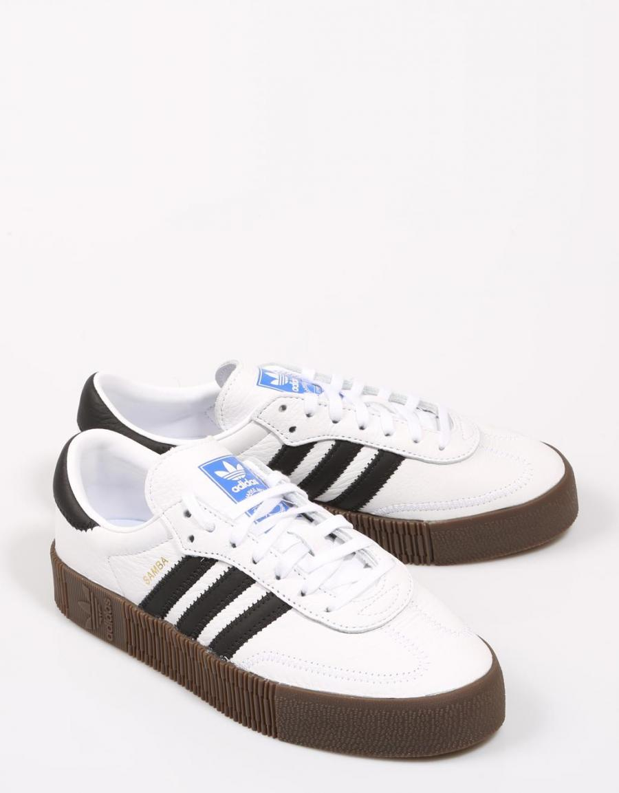 ADIDAS Sambarose W, zapatillas Blanco Piel   67447