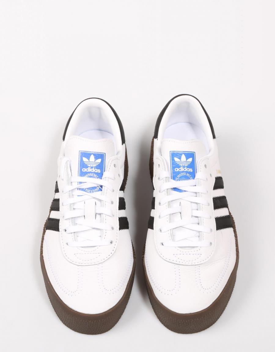 ADIDAS Sambarose W, zapatillas Blanco Piel | 67447