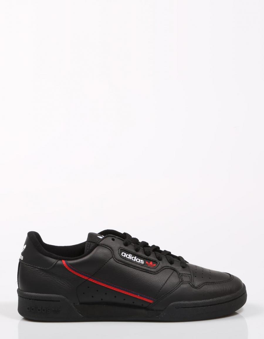 ADIDAS 67465 Continental 80, zapatillas Negro Piel | 67465 ADIDAS dceed1