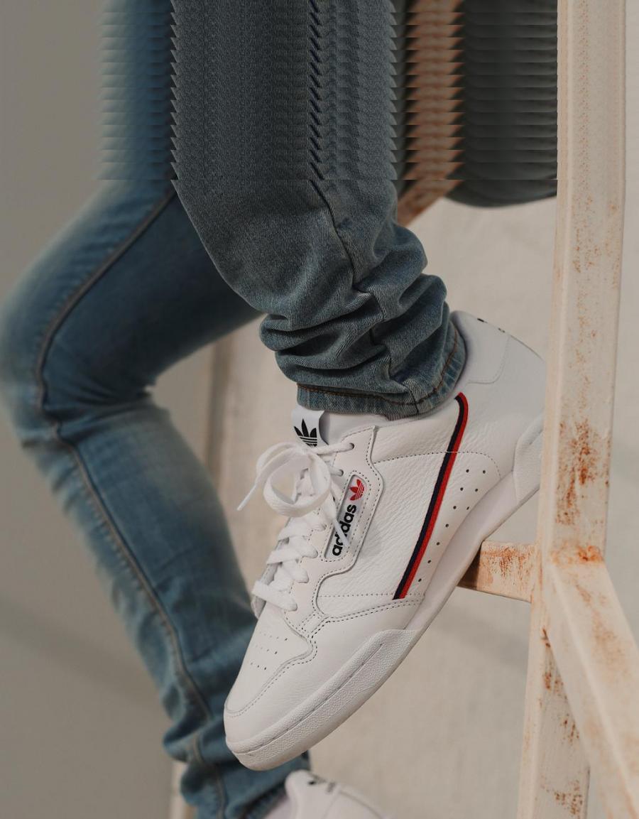 2zapatos adidas continental hombre