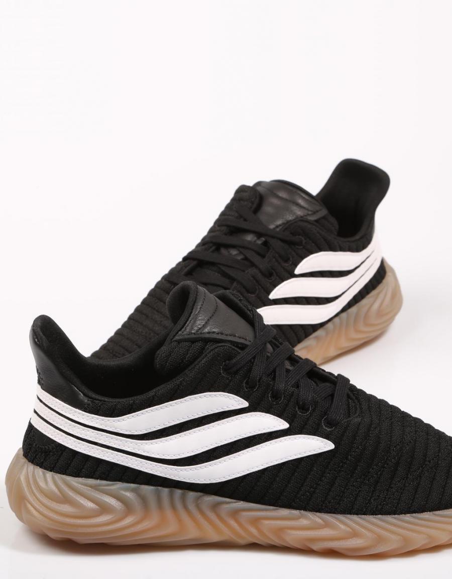 Zapatillas Adidas 67474 Lona Negro Sobakov q1XwX58