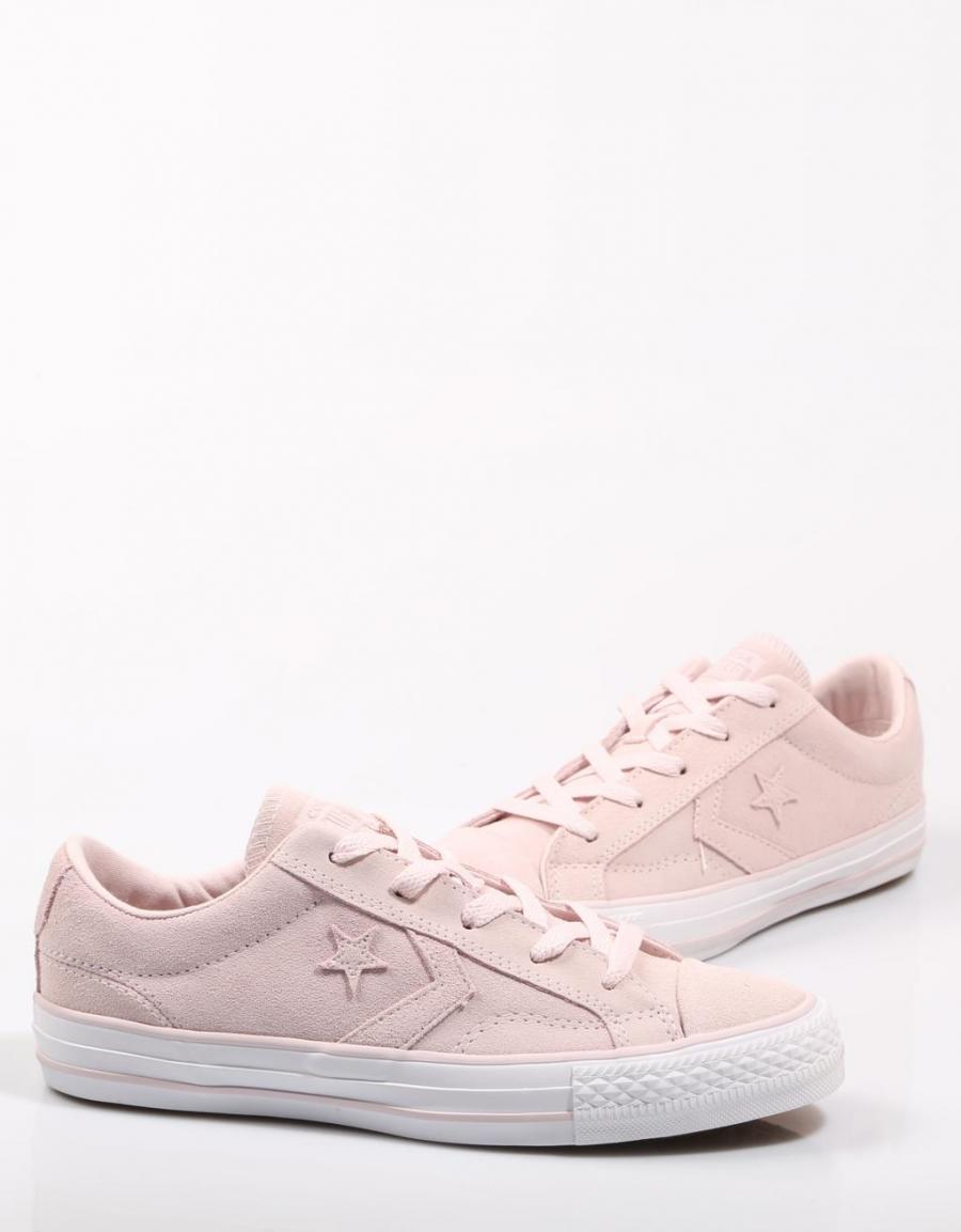 converse star player mujer rosa