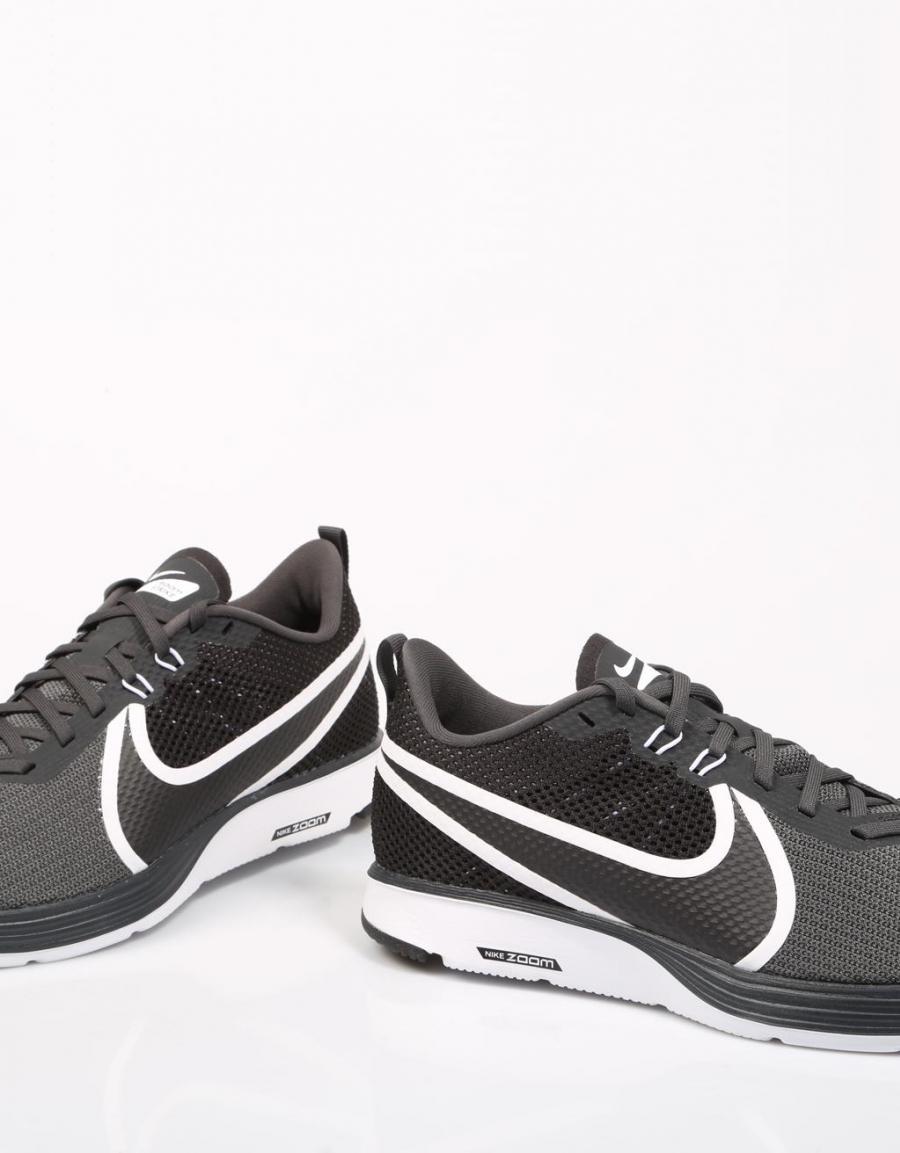 Nike Zoom Strike 2, zapatillas Negro Lona | 67904 | OFERTA
