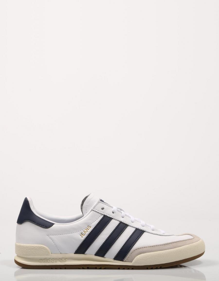 ADIDAS Jeans, zapatillas Blanco Piel | 68534 | OFERTA