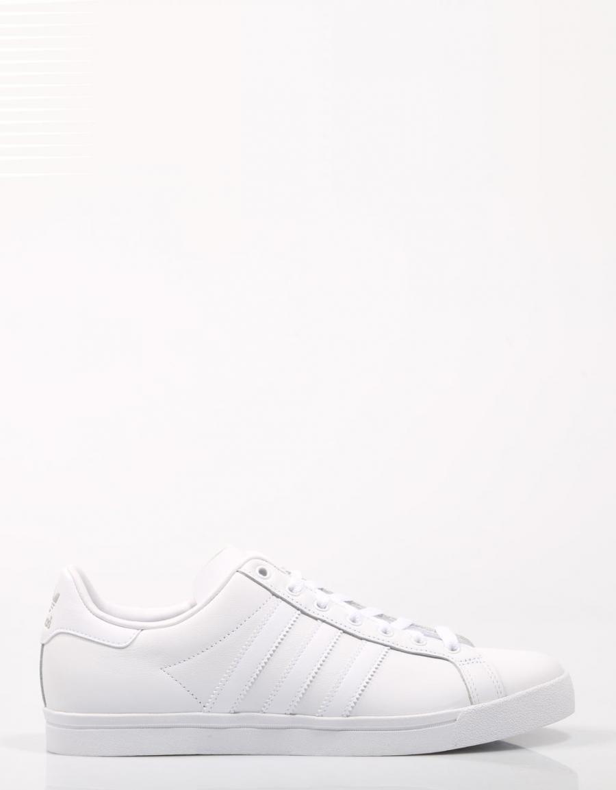 zapatillas adidas blanca hombre