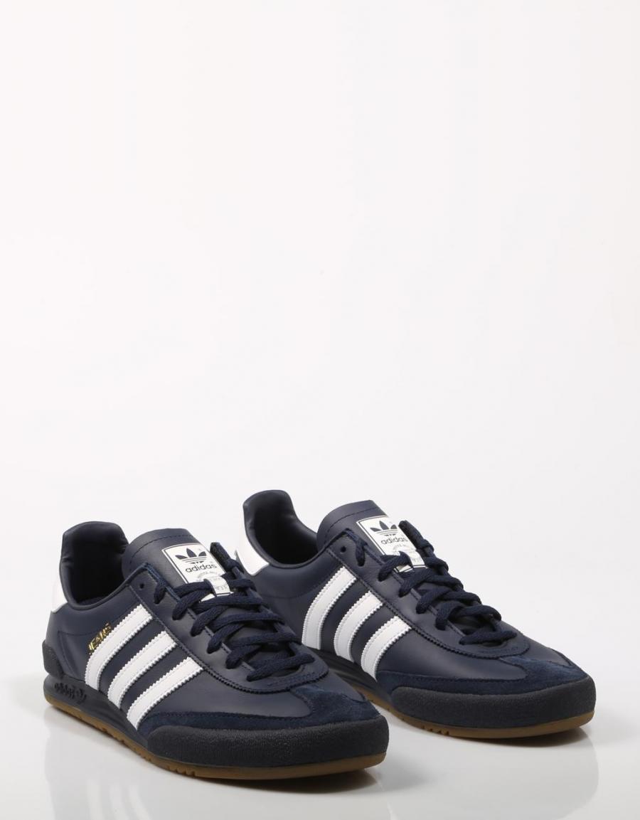 capital tener Suave  ADIDAS Jeans, zapatillas Azul marino Piel | 68597 | OFERTA