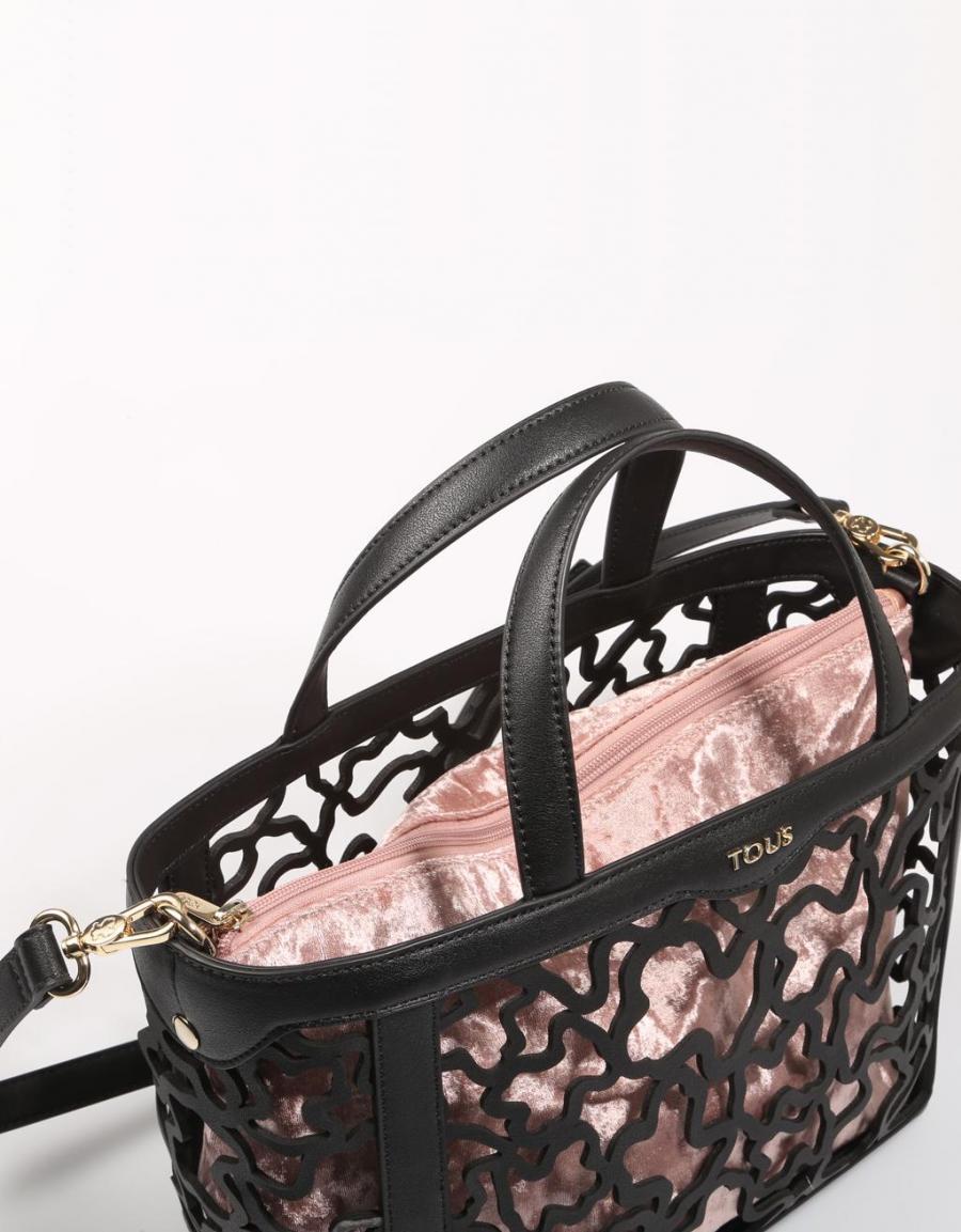 Bolso mujer Tous (Cochecito) negro