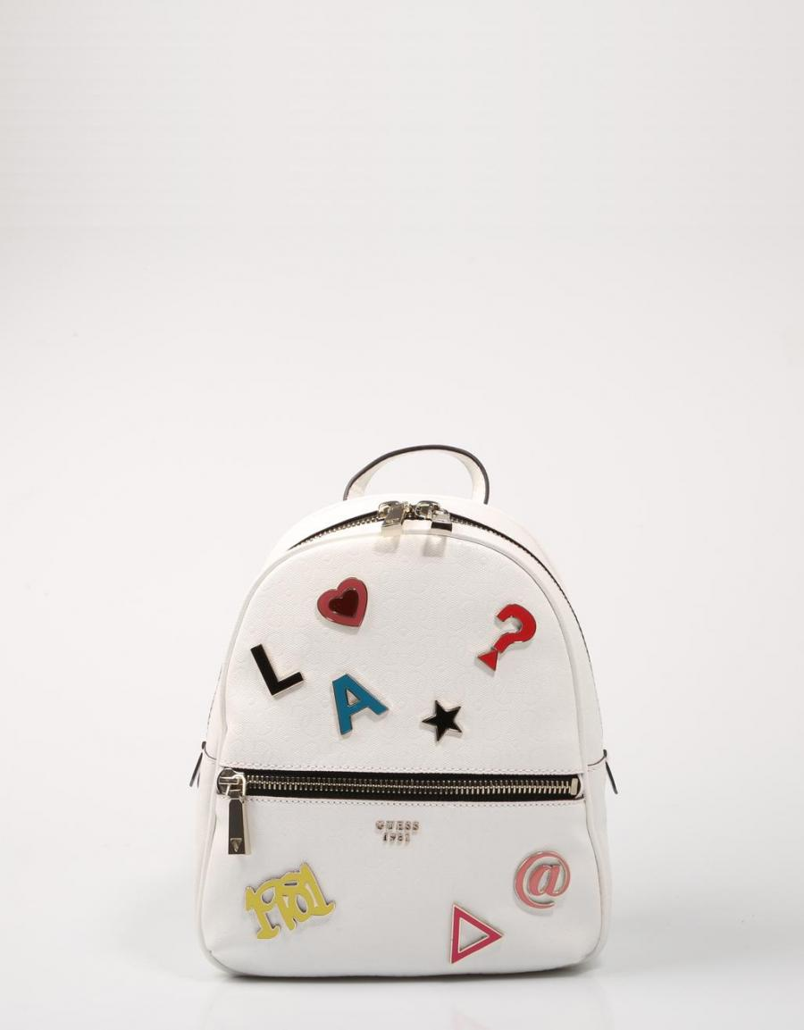 Bags Tabbi Guess BackpackMochila Blanco68719 5Rj3L4A