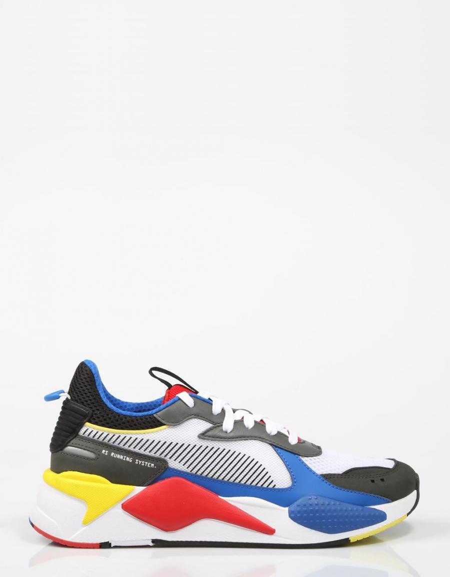 oferta de zapatillas puma en piel