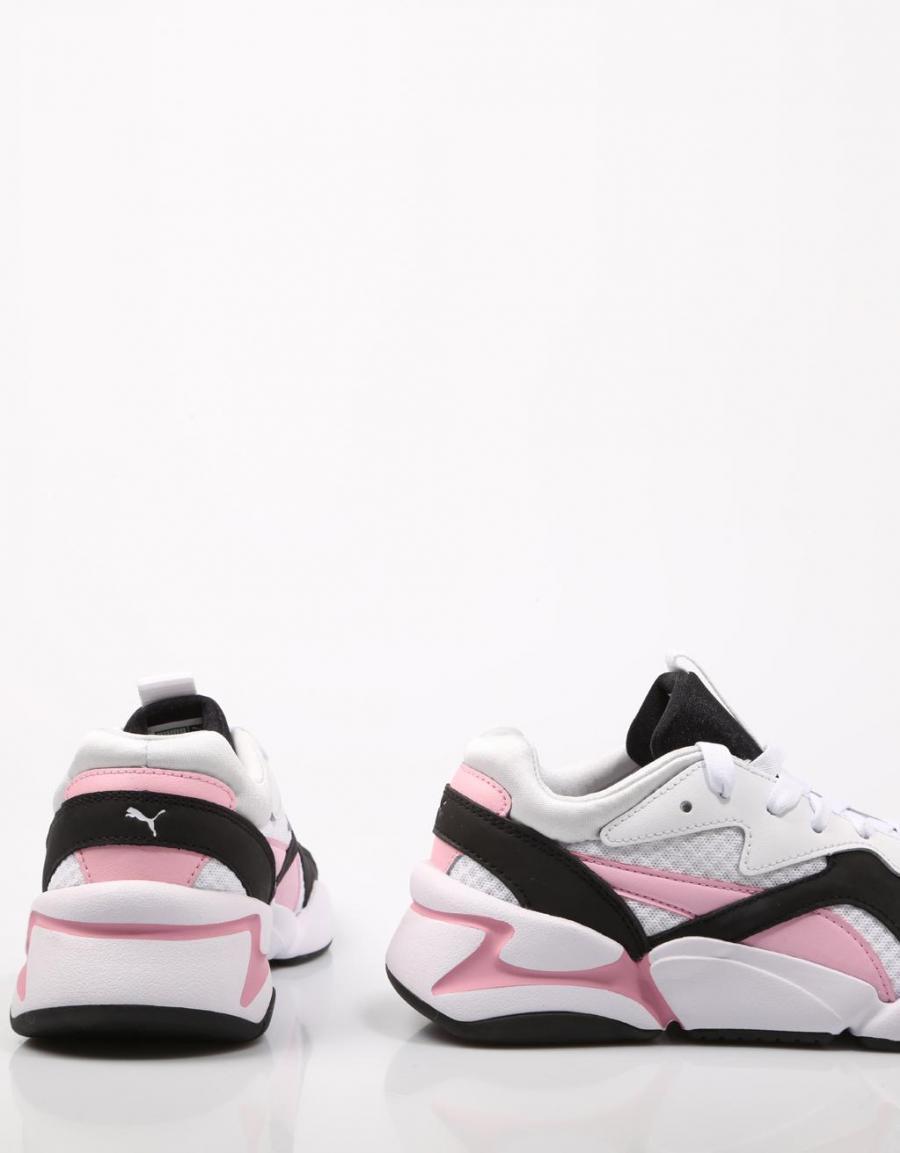 zapatillas puma nova mujer