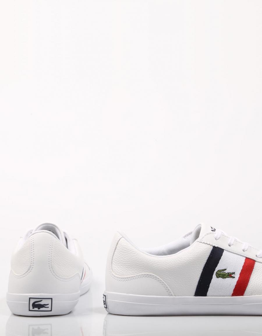 7dd110e0 Lacoste Lerond 119 3, zapatillas Blanco | 68919
