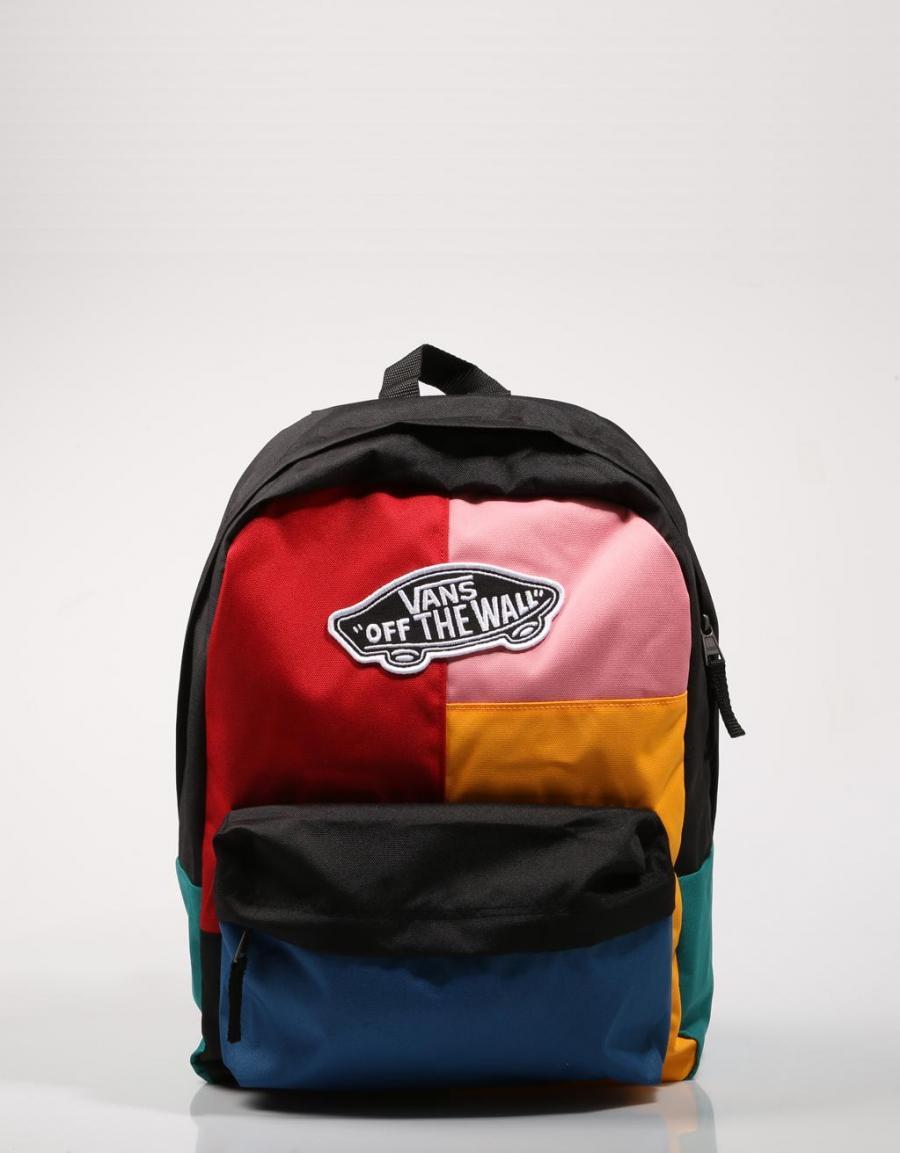 1814203c5bb Vans Realm Backpack, mochilas Multicolor Lona | 69142