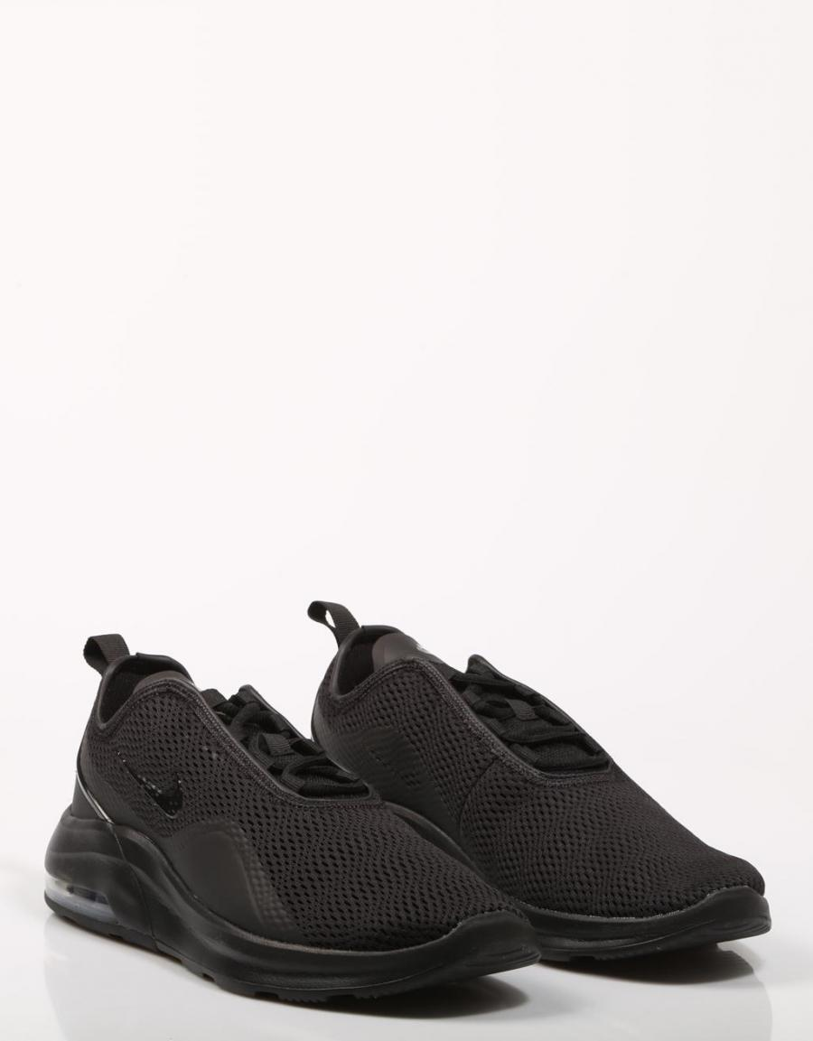 Nike Air Max Motion 2, zapatillas Negro Lona | 69173