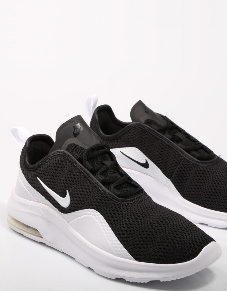 Nike Air Max Motion 2, zapatillas Negro Lona | 69174 | OFERTA