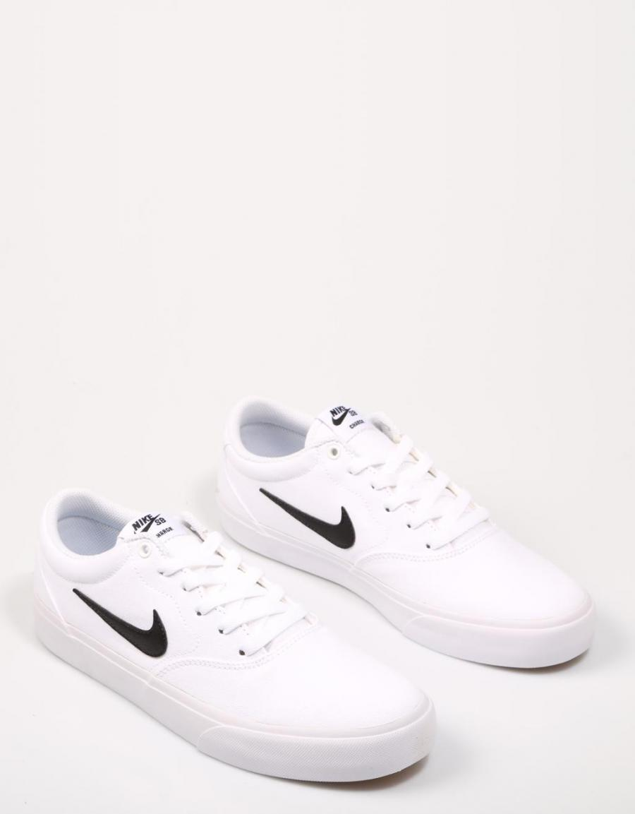 Nike Charge Slr, zapatillas Blanco Lona | 69216
