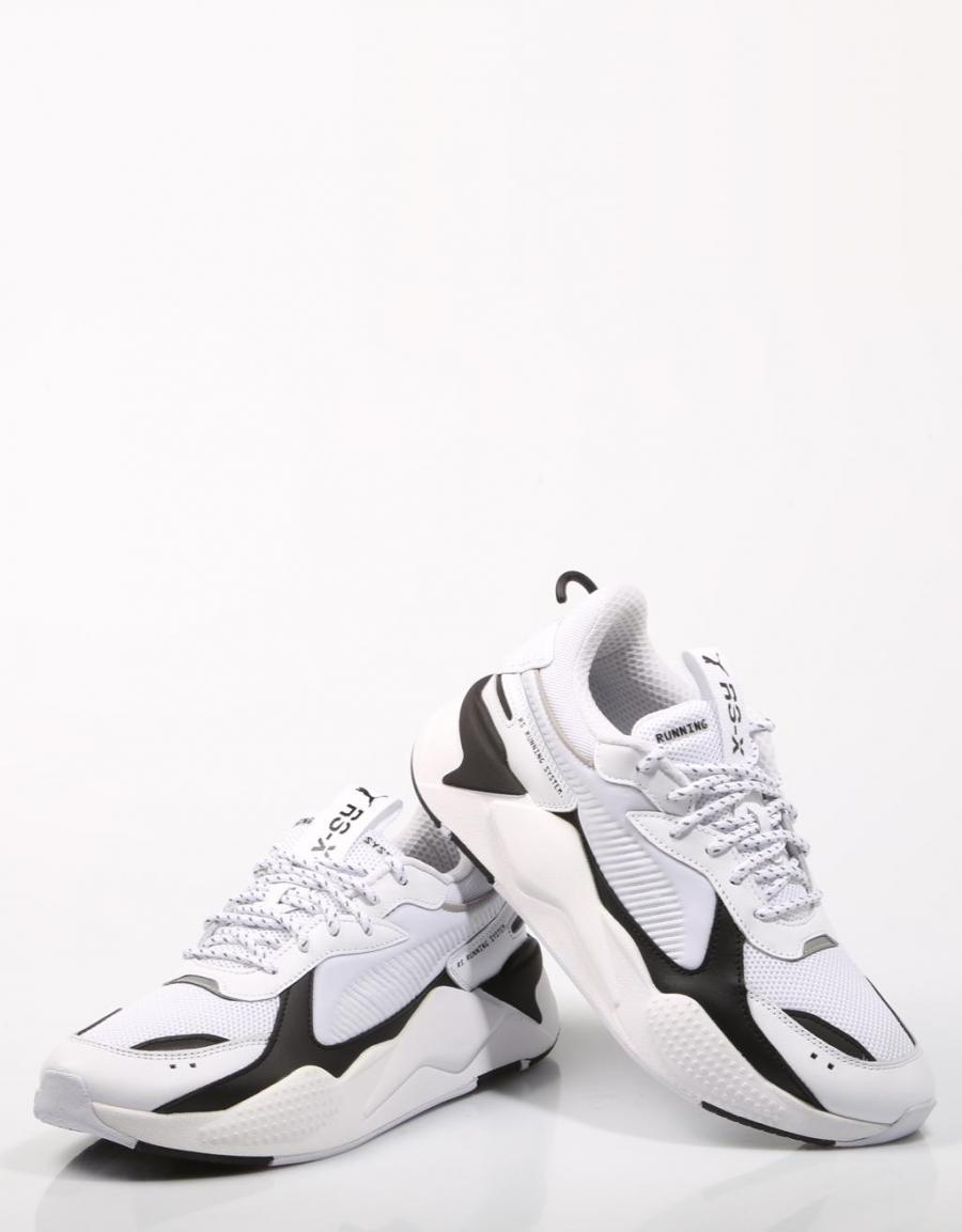 Puma Rs x, zapatillas Negro Piel | 69243 | OFERTA
