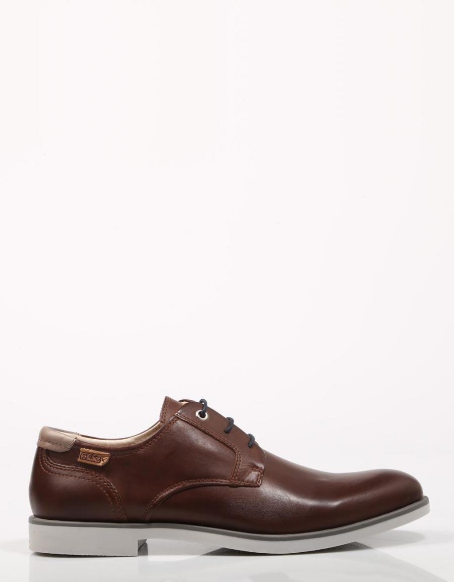 Pikolinos Martos M9n 4282, zapatos Marron Piel | 69302 | OFERTA