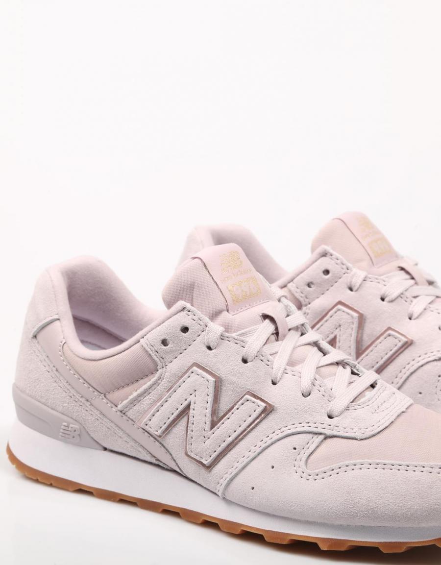 Nadie Preparación esposas  New Balance Wr 996, zapatillas Rosa Serraje | 69432 | OFERTA