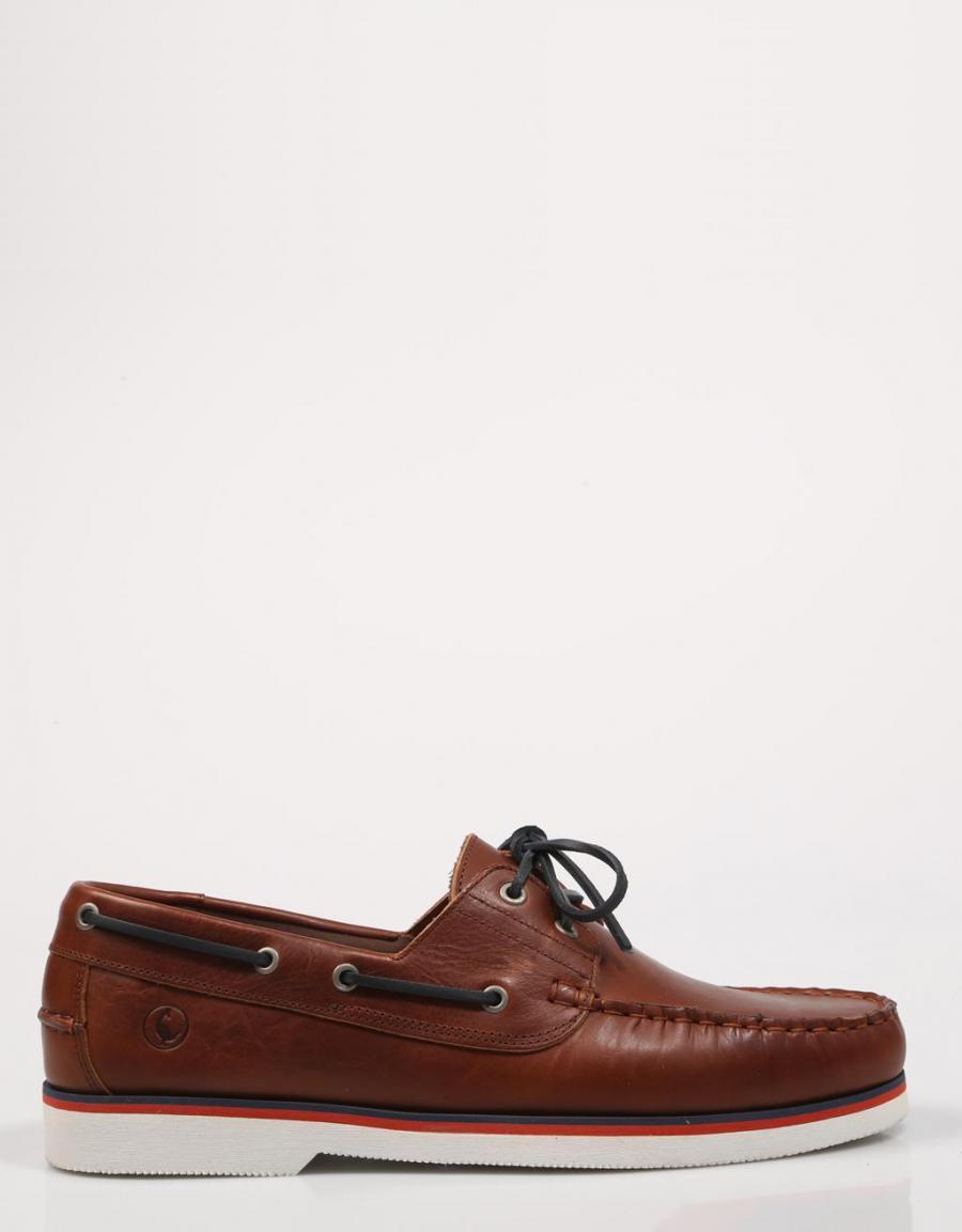moderno y elegante en moda entrega rápida mejor El Ganso Nautico, zapatos Cuero Piel | 69656
