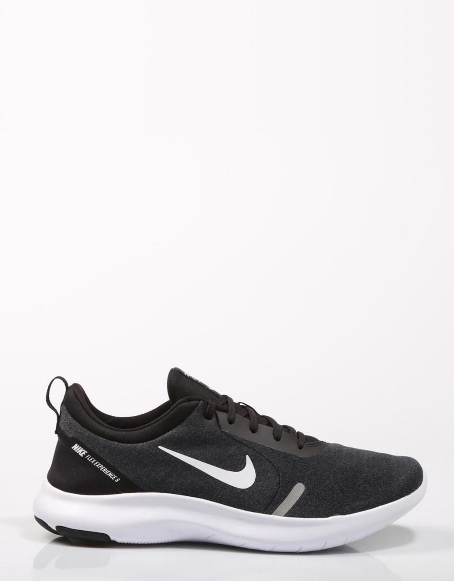 Nike Flex, zapatillas Negro Piel | 69725 | OFERTA