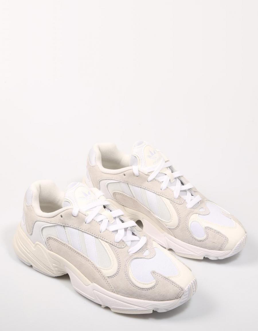 ADIDAS Yung 1, zapatillas Blanco Lona | 70474 | OFERTA
