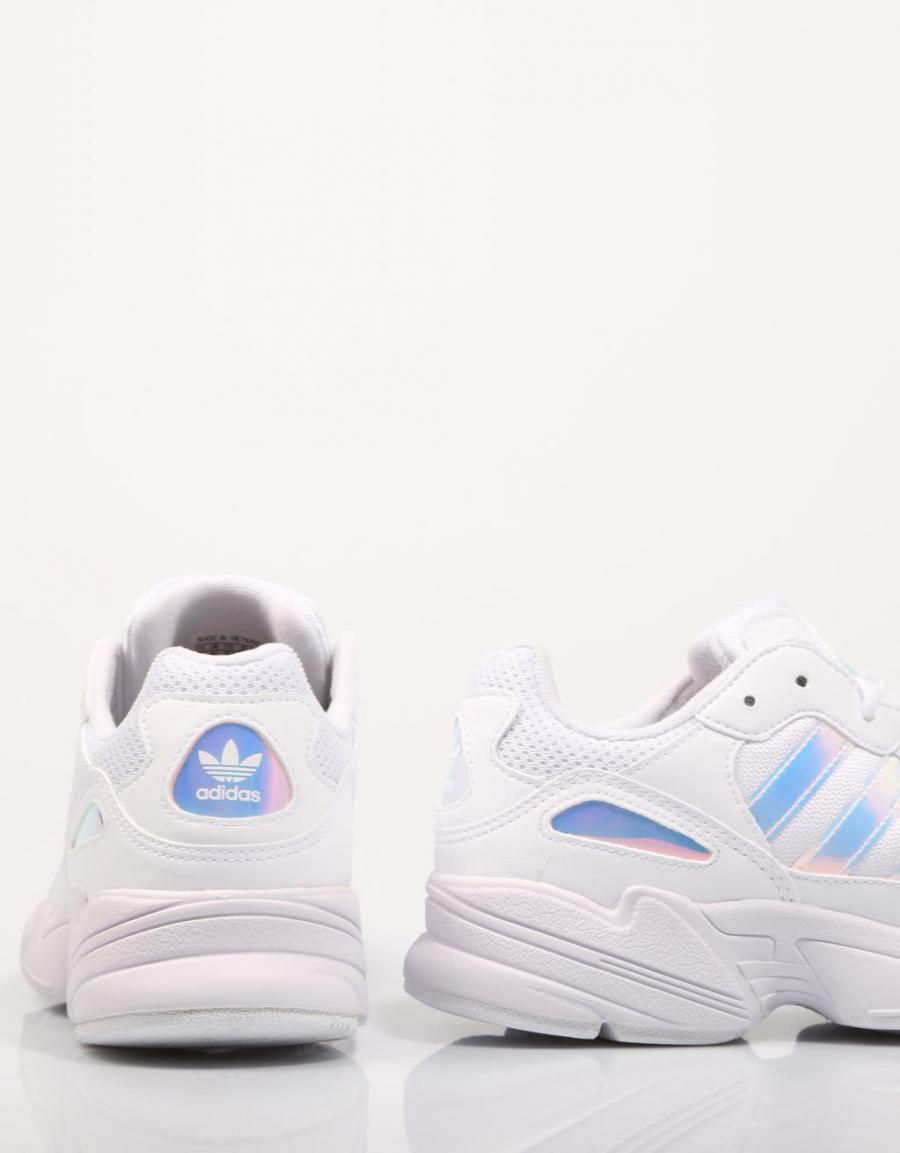 ADIDAS Yung 96 J, zapatillas Blanco Piel | 70487