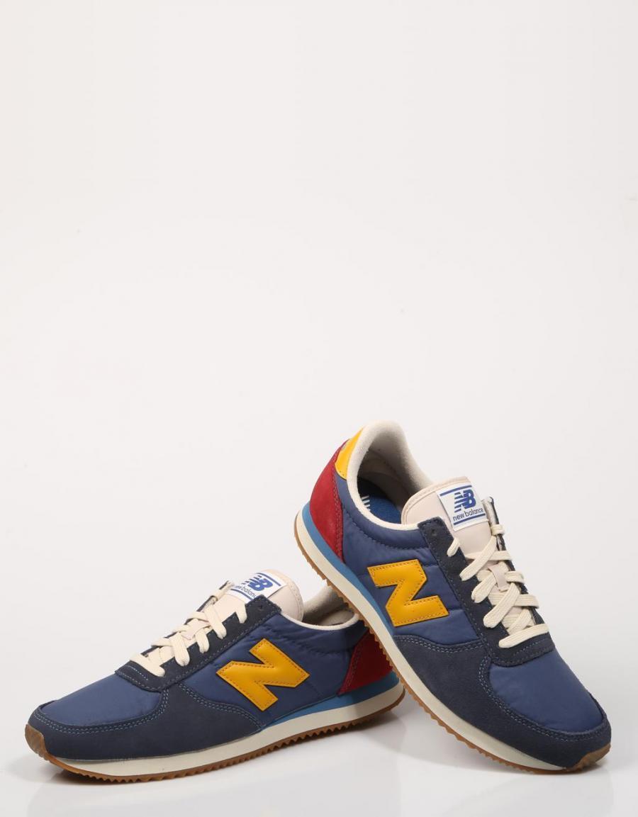 New Balance U220, zapatillas Azul marino Lona | 63954 | OFERTA