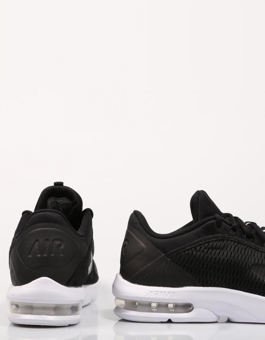 Nike Air Max Advantage 3, zapatillas Negro Lona | 70750