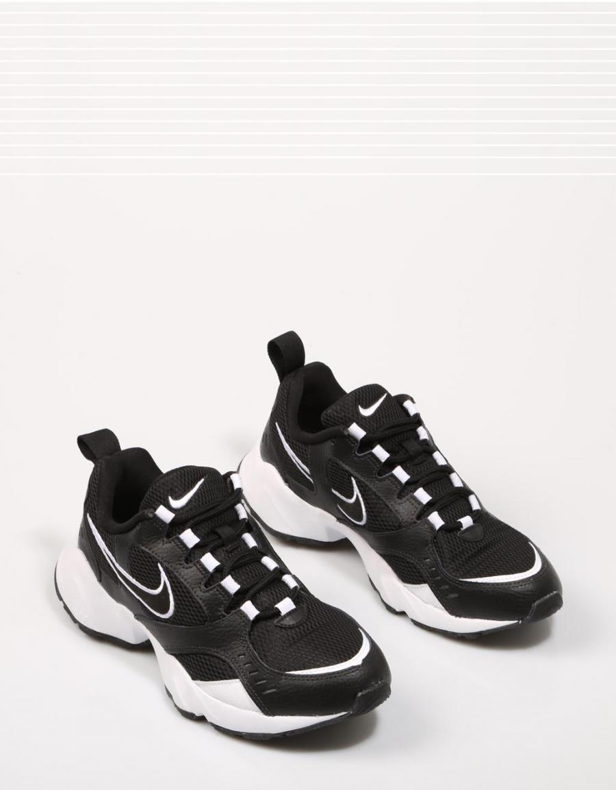 Nike Air Heights, zapatillas Negro Lona | 70771 | OFERTA