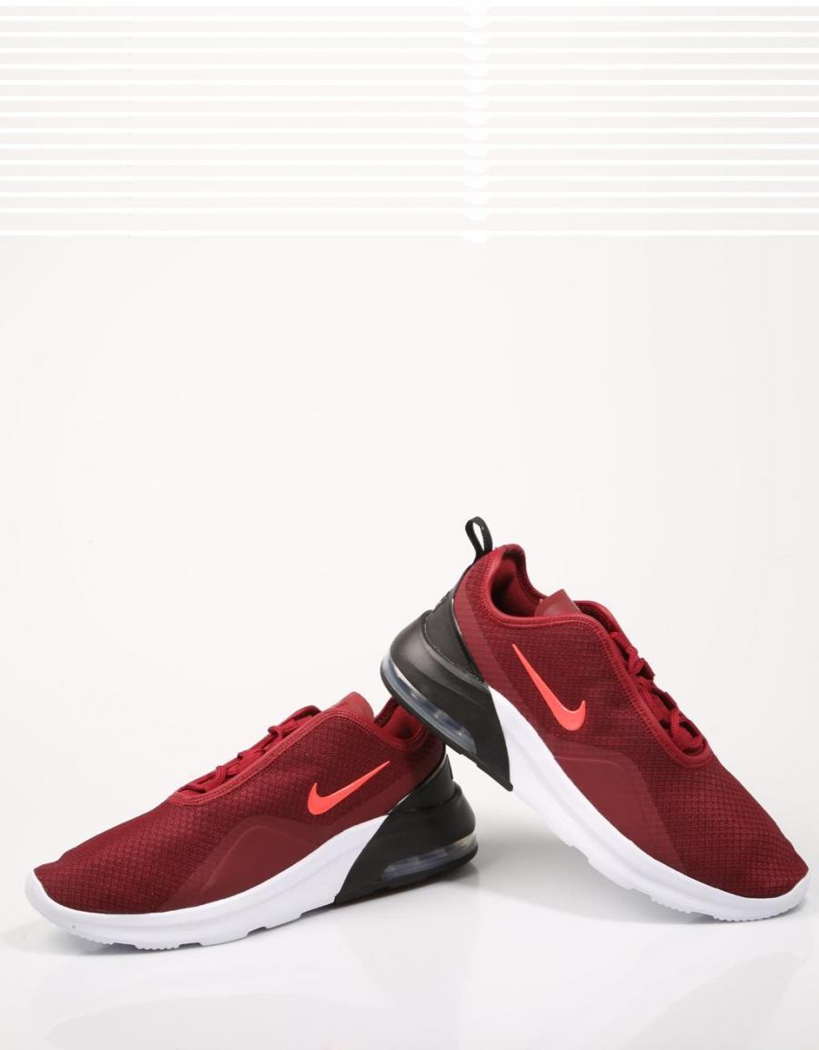 Nike Air Max Motion 2, zapatillas Rojo Lona | 70805 | OFERTA