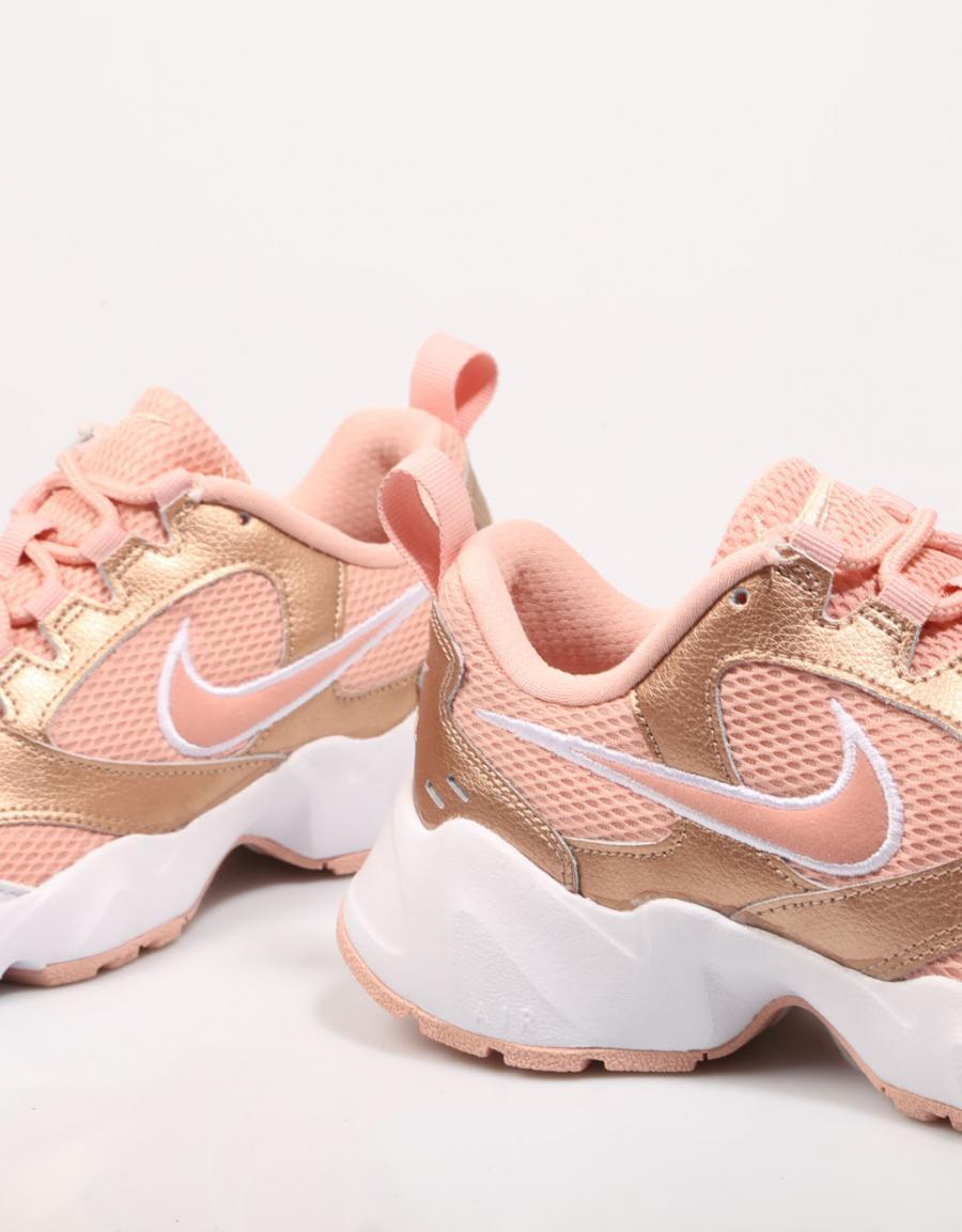 Nike Air Heights, zapatillas Rosa Lona | 70811 | OFERTA