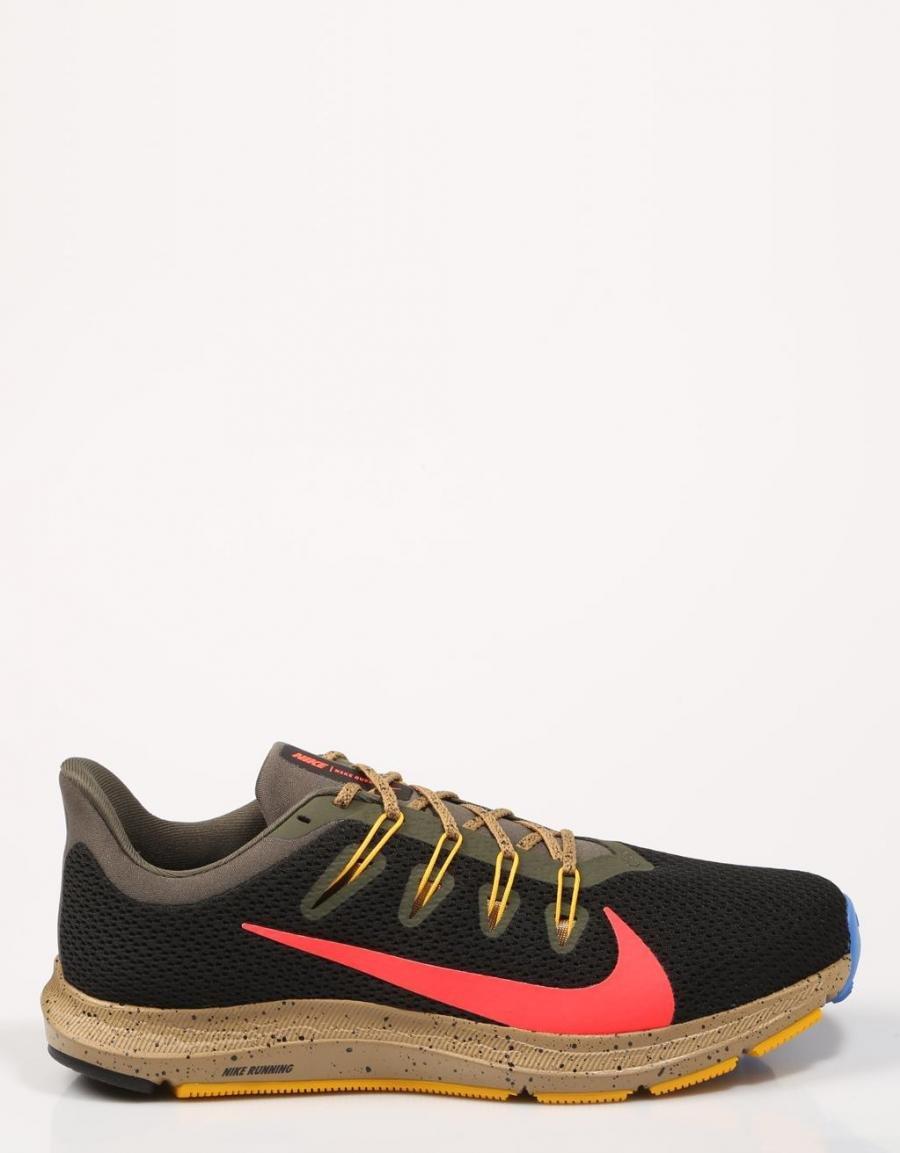 Mentor Médico Atrás, atrás, atrás parte  Nike Quest 2 Se, zapatillas Multicolor Lona | 70815 | OFERTA