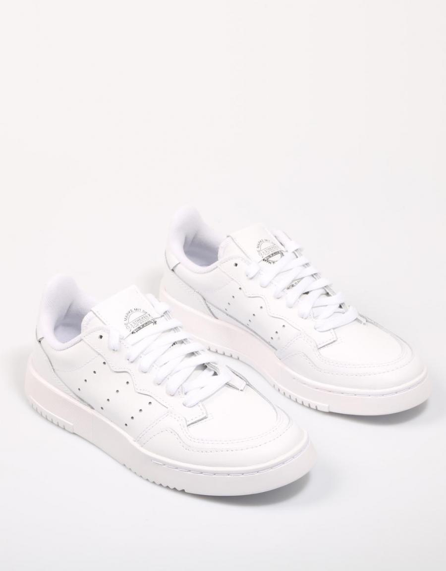 ADIDAS Supercourt J, zapatillas Blanco Polipiel | 71758