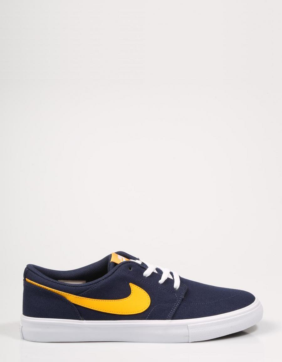 Zapatillas Nike Sb Solarsoft Portmore Ii