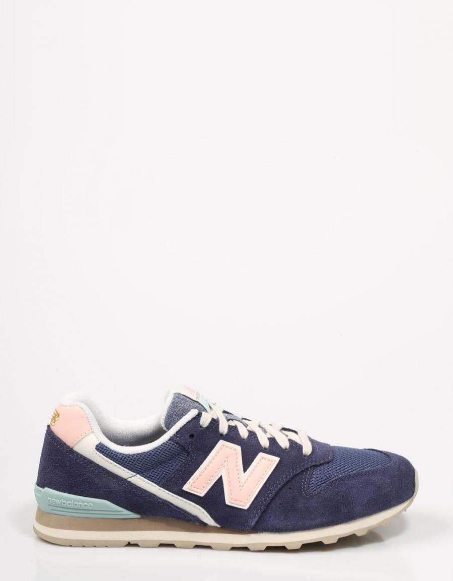 new balance 996 azul marino mujer
