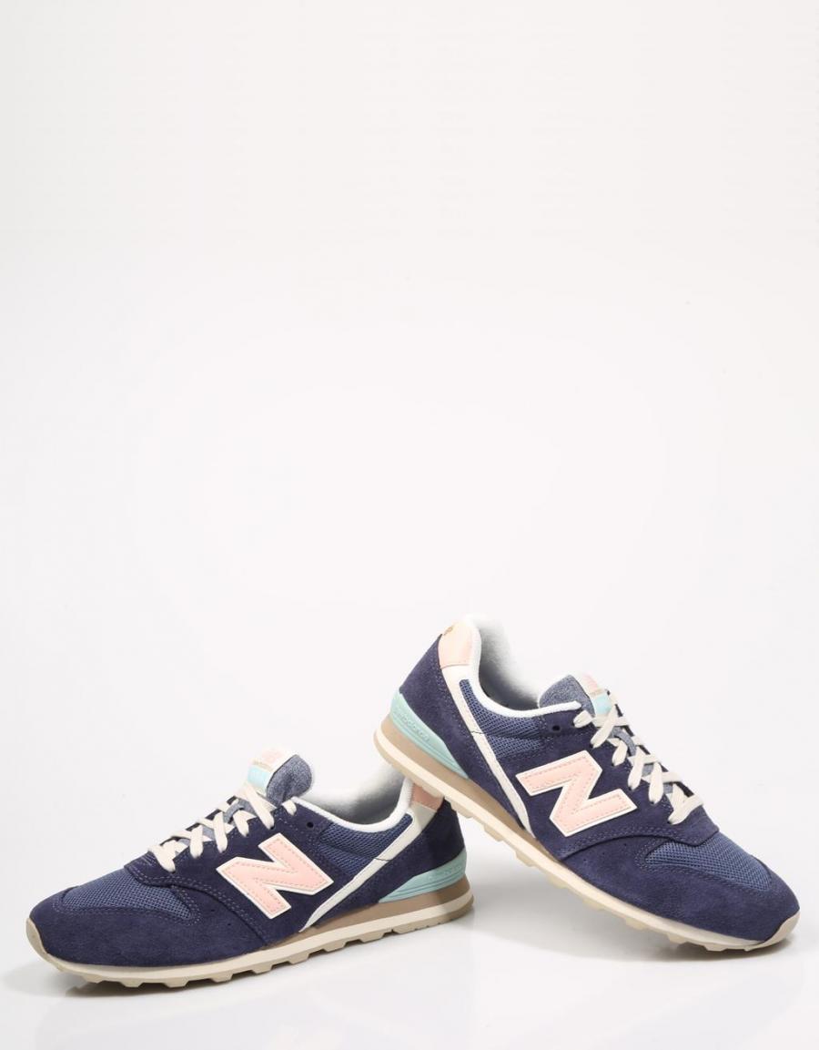 996 new balance mujer azul marino