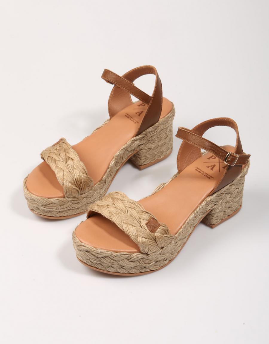 Zapatos Mayka|Sandalias Popa Amur Trenza N